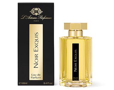 Noir Exquis. L'Artisan Parfumeur presenta un gourmand romantico