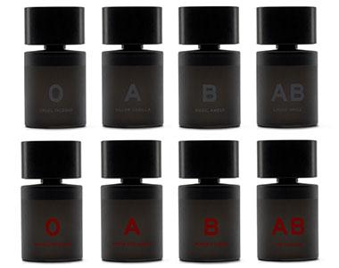 Blood Concept. Una nuova e potente energia pulsa nelle fragranze di Zuddas e Castelli