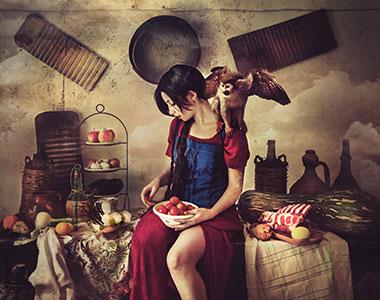 Variazione di Ragù. Gabriella Chieffo e l'arte di tradurre la memoria del cibo in profumo