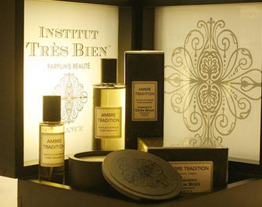 La Collection Tradition. L'ambiente caldo, elegante e fuori dal tempo di Institut Tres Bien