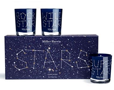 Stars. Il firmamento di Miller Harris annuncia il Natale