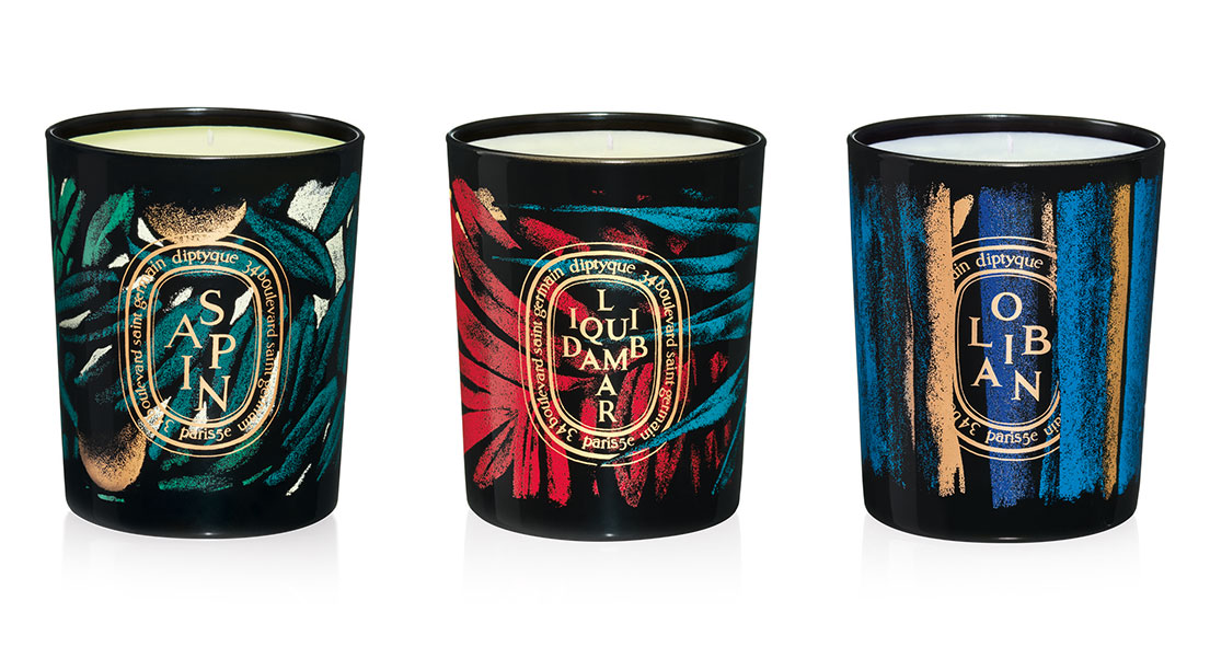 diptyque winter collection