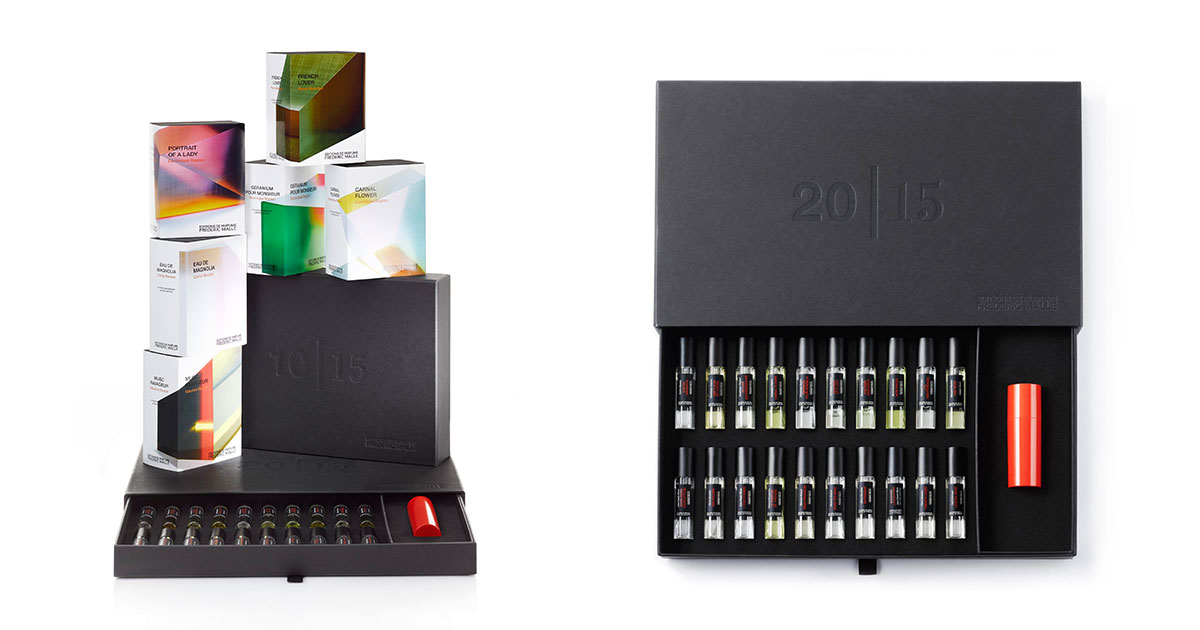 gift box natale frederic malle