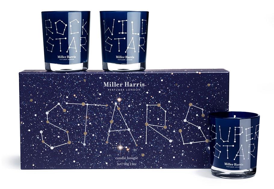 miller harris stars candele