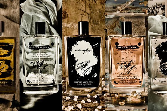Un Viaggio di Odori e Profumi Giveaway. Partecipa e Vinci le Fragranze Simone Andreoli Diario Olfattivo