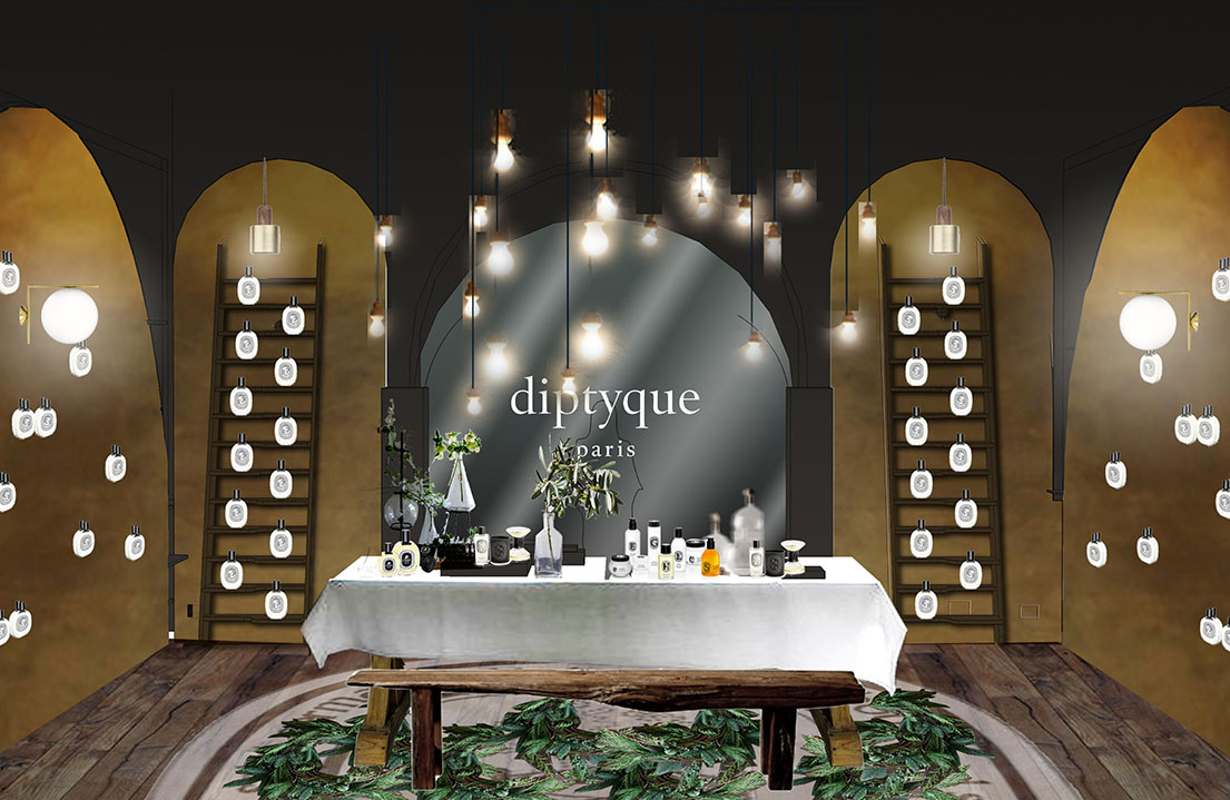 diptyque boutique roma