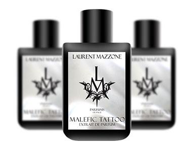Malefic Tattoo ~ Laurent Mazzone (Perfume Review)