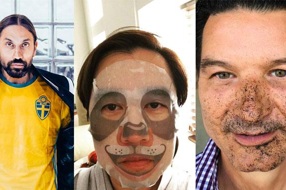 Oltre il profumo. Calcio, jogging, boccacce e Star Wars: 10 creatori su Instagram