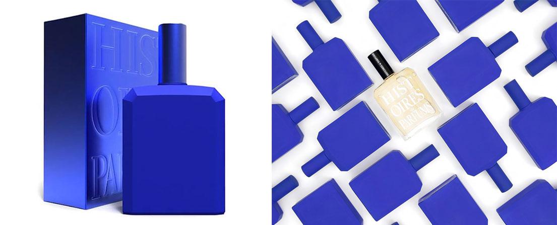 not a blue bottle histoires de parfum