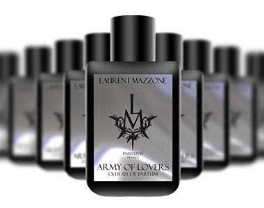 Army of Lovers. Laurent Mazzone e l'amore senza pregiudizi al tempo del profumo