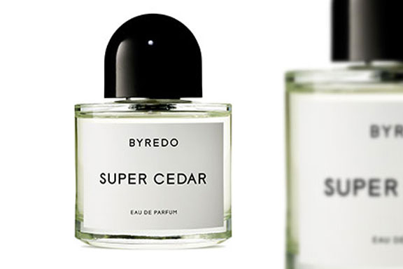 Super Cedar. Il legnoso superlativo di Byredo