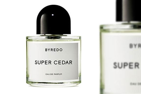 Super Cedar. Il legnoso superlativo di Byredo