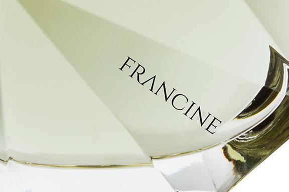 Francine ~ Francesca Dell'Oro (Perfume Review)