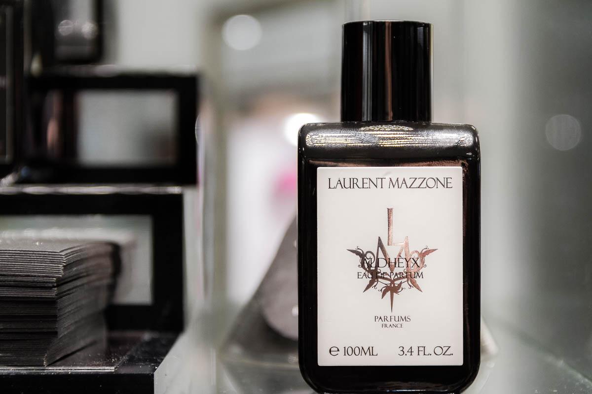 Olfactory Experience Laurent Mazzone