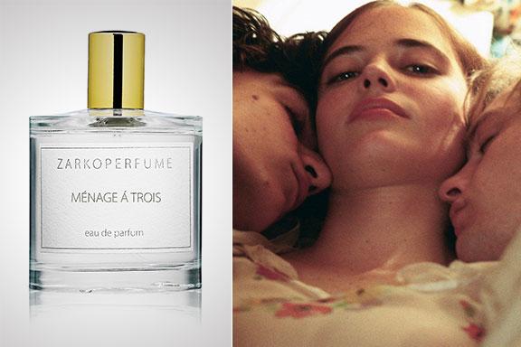 Ménage à Trois. Intrecci proibiti nella nuova fragranza di ZarkoPerfume