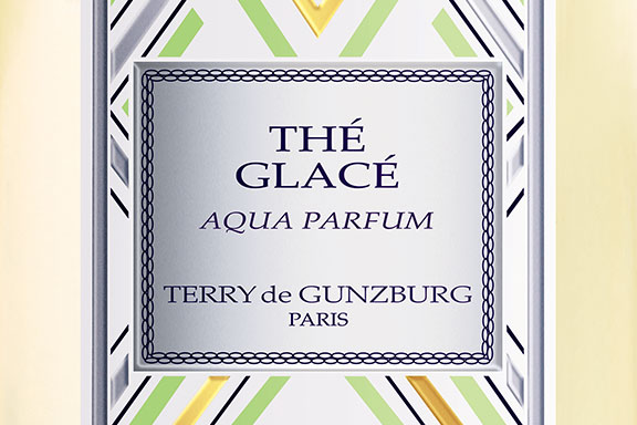 Thé Glacé Aqua Parfum. L'estate di Terry de Gunzburg è dissetante e chic