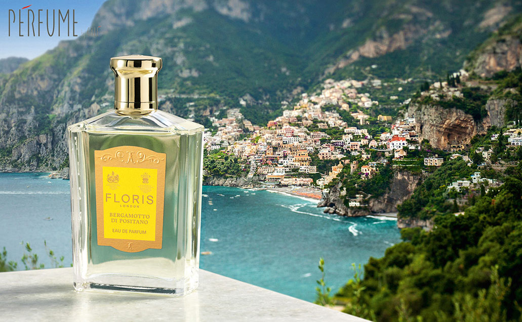 bergamotto di positano floris london