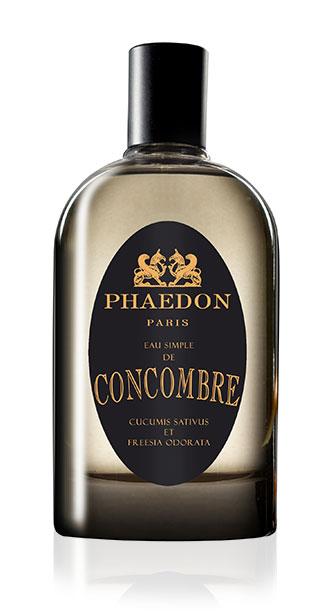 eau de simple de concombre phaedon