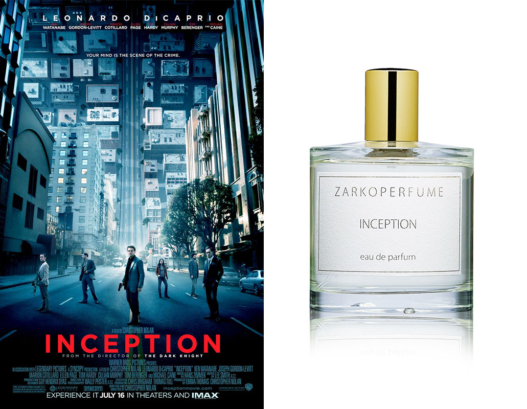 inception zarkoperfume