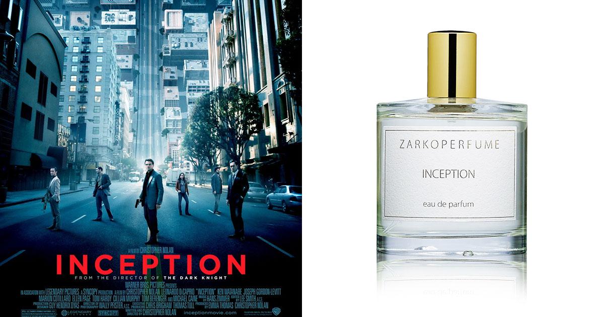 Inception (ZarkoPerfume) distilla la trama dell'omonimo film