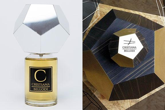 C Eau de Parfum ~ Cristiana Bellodi