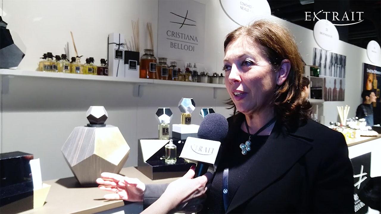 Cristiana Bellodi. Il debutto a Esxence