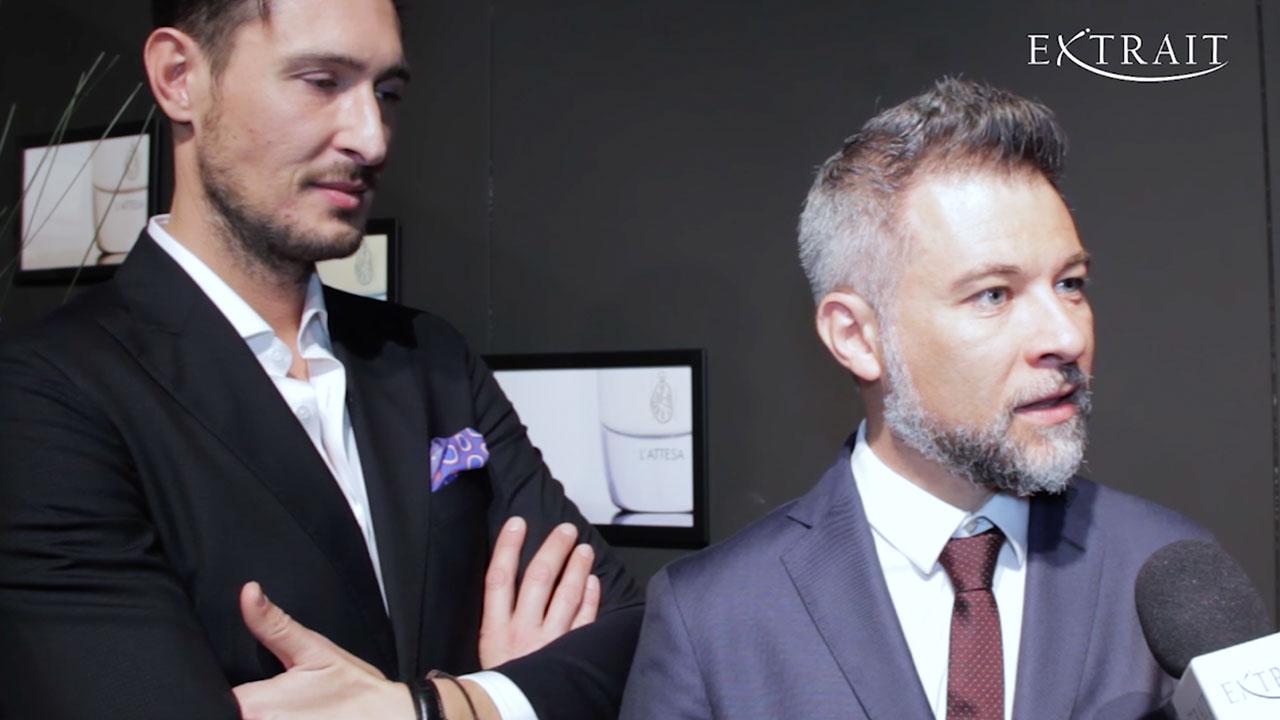 Alessandro Brun e Riccardo Tedeschi presentano Masque