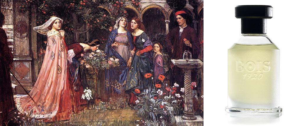 rose 93 bois 1920