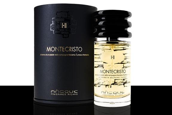 Montecristo ~ Masque