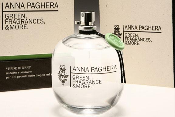 """Verde di Kent. Il """"rimedio"""" green chic firmato Anna Paghera"""