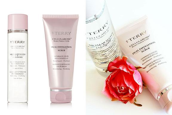 Cellularose® By Terry. I benefici dello skincare partono da detersione ed esfoliazione