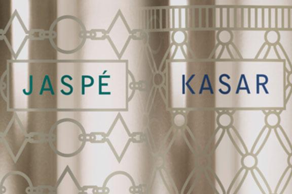 Jaspé e Kasar. Teo Cabanel presenta un boisé e un cuoiato di razza