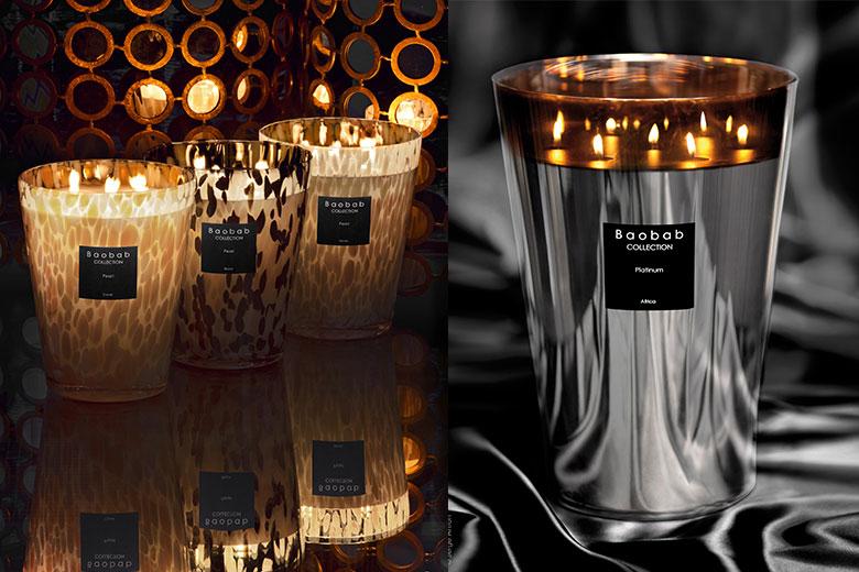 baobab candele