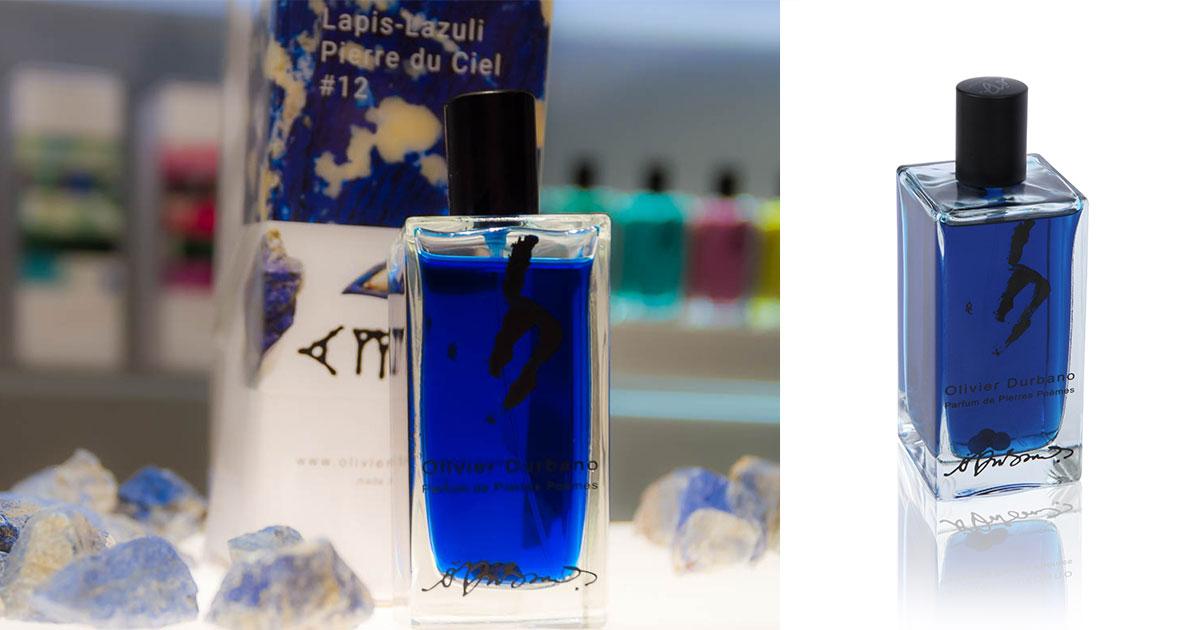 Lapis-Lazuli #12. Olivier Durbano percorre le suggestioni del blu