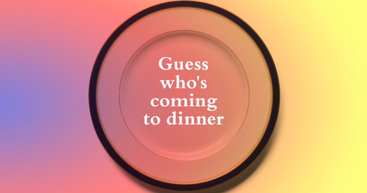 UNSCENT – Guess Who's Coming to Dinner? A Firenze le fragranze diventano cibo per i sensi