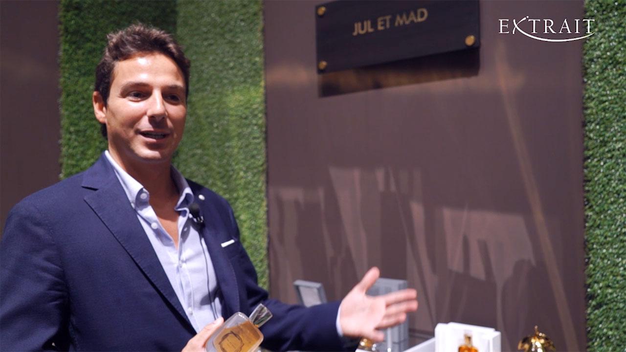 Luca Maffei racconta Secrets du Paradis Rouge di Jul et Mad