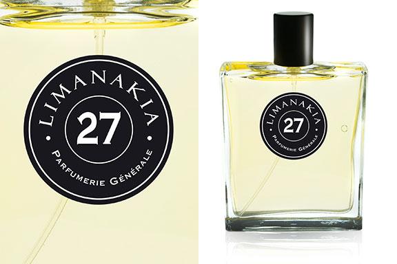 Limanakia. Il tema n°27 di Parfumerie Generale naviga verso l'Egeo