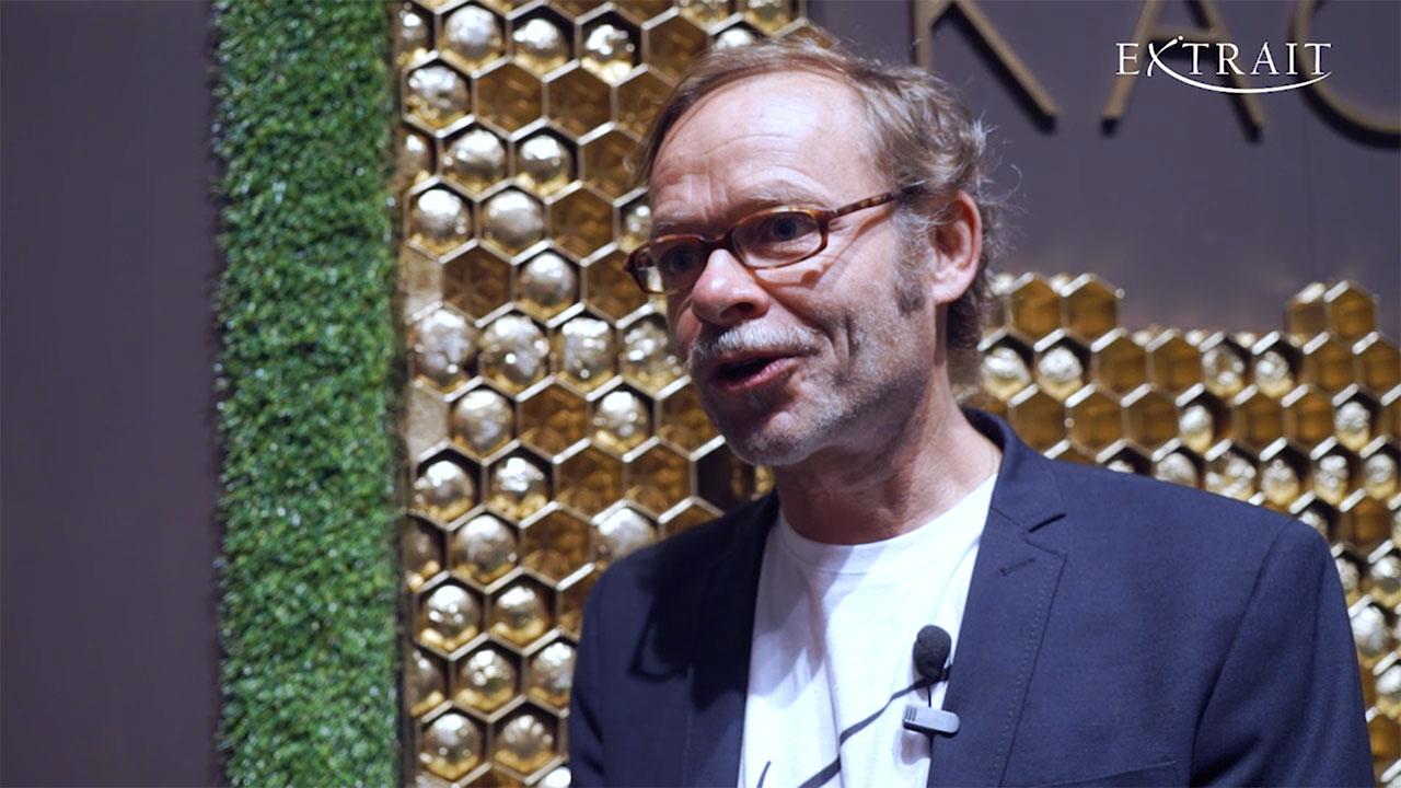 Andy Tauer presenta Au Coeur de Désert