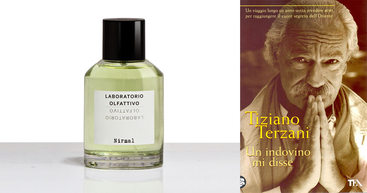 nirmal laboratorio olfattivo
