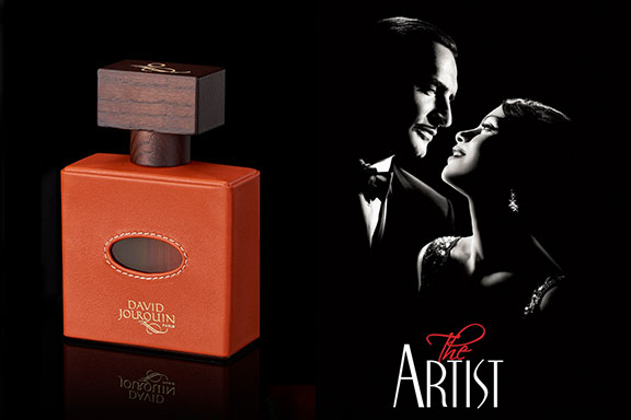 Cuir Mandarine (David Jourquin) recita in The Artist (Michel Hazanavicius)