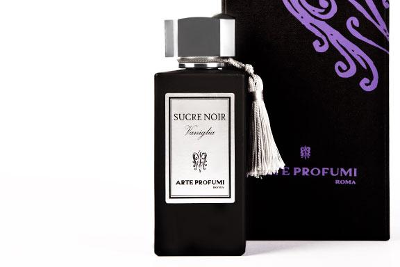 Sucre Noir ~ Arte Profumi