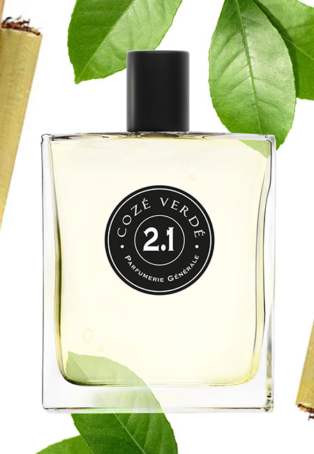 coze verde parfumerie generale