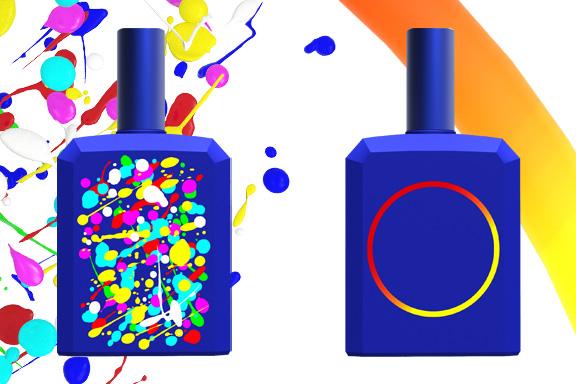 This is not a blue bottle 1.2 /1.3. Quando il profumo ama il colore
