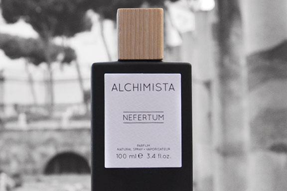 Nefertum. Il profumo della divinità