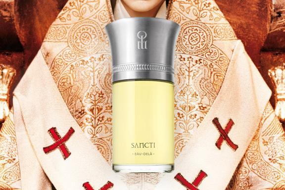 Sancti (Liquides Imaginaires) profuma il mito di Giovanna la Papessa (Donna Woolfolk Cross)