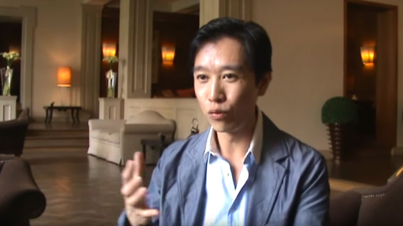 Christopher Chong Intervista