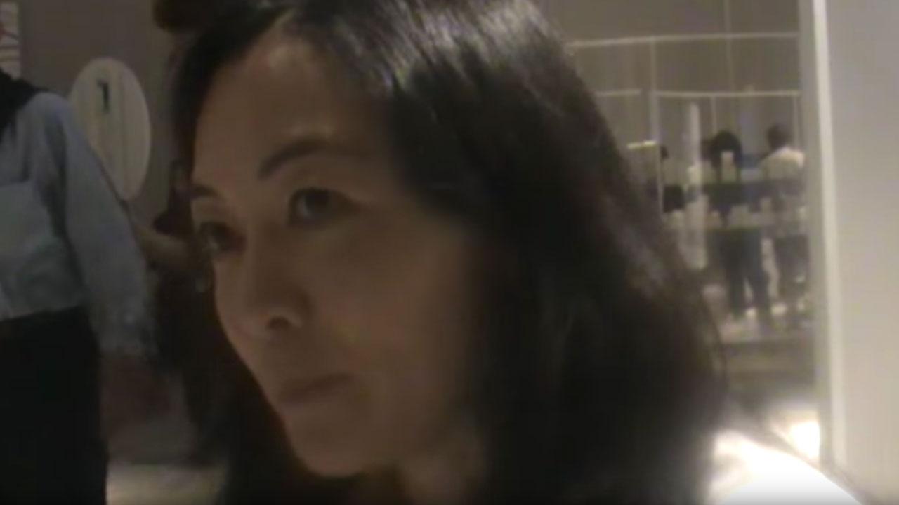 Keiko Mecheri Intervista a Pitti