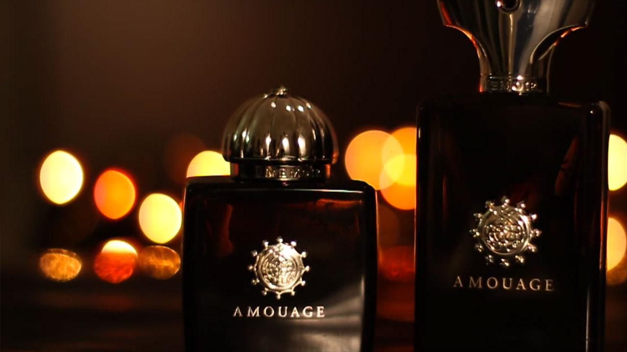 Memoir Amouage, Recensione