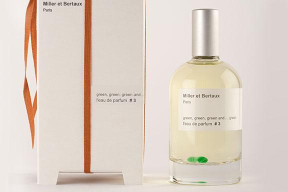Green, green, green and… green #3 ~ Miller et Bertaux