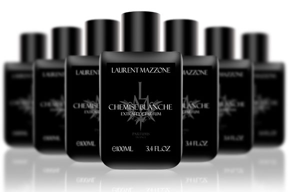 Chemise Blanche ~ Laurent Mazzone